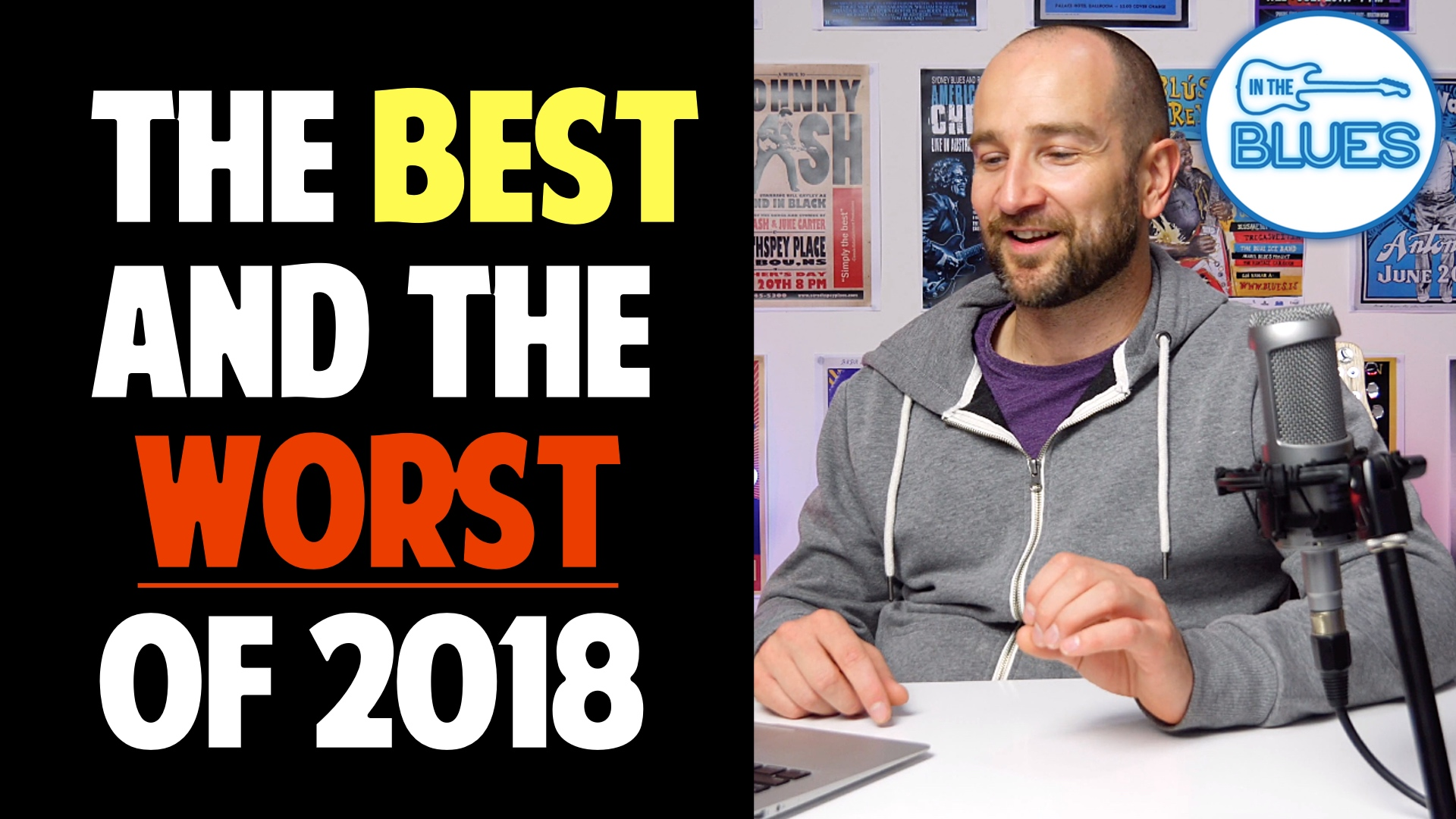 Best and the Worst Guitar Gear of 2018