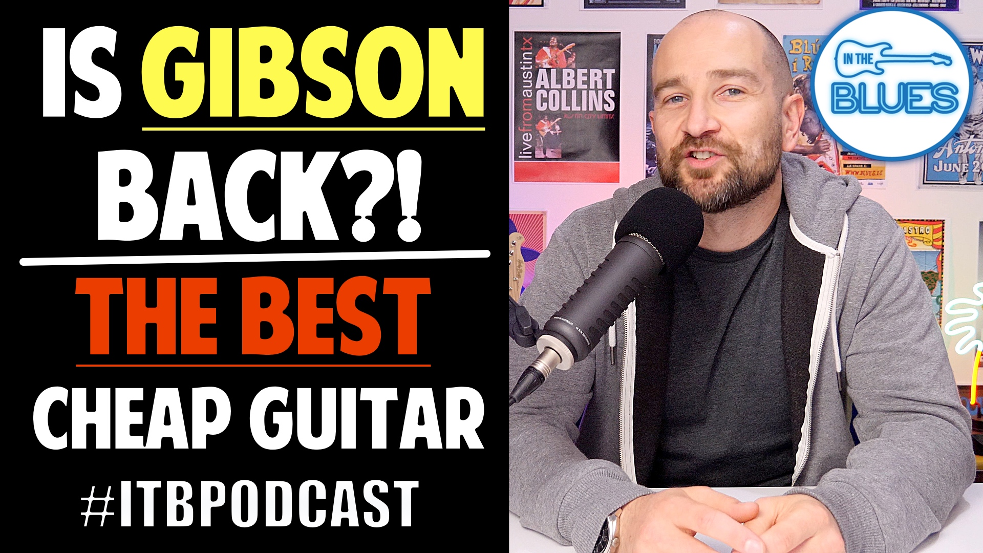 ITBPODCAST APRIL 18 2019 Guitar podcast