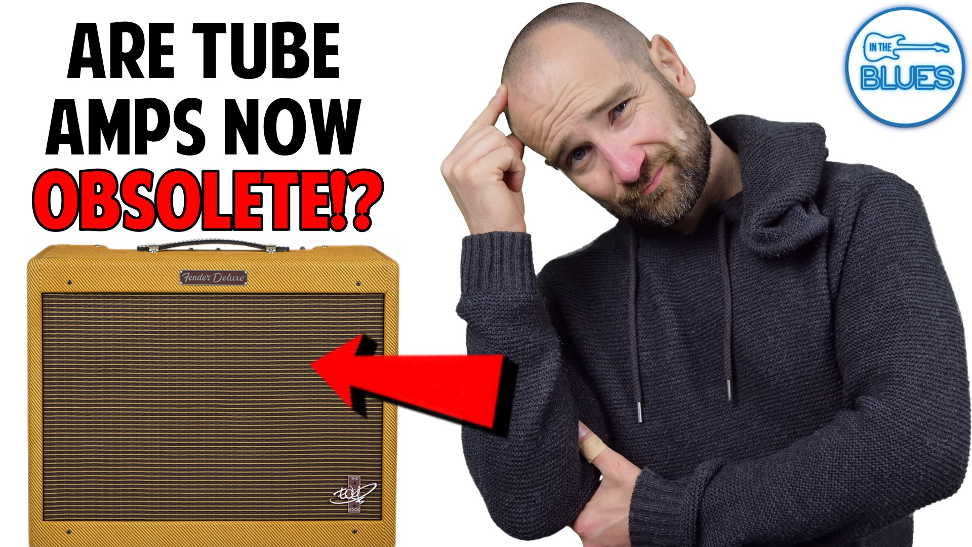 Is there ANY reason for Tube Amps to Still Exist!?