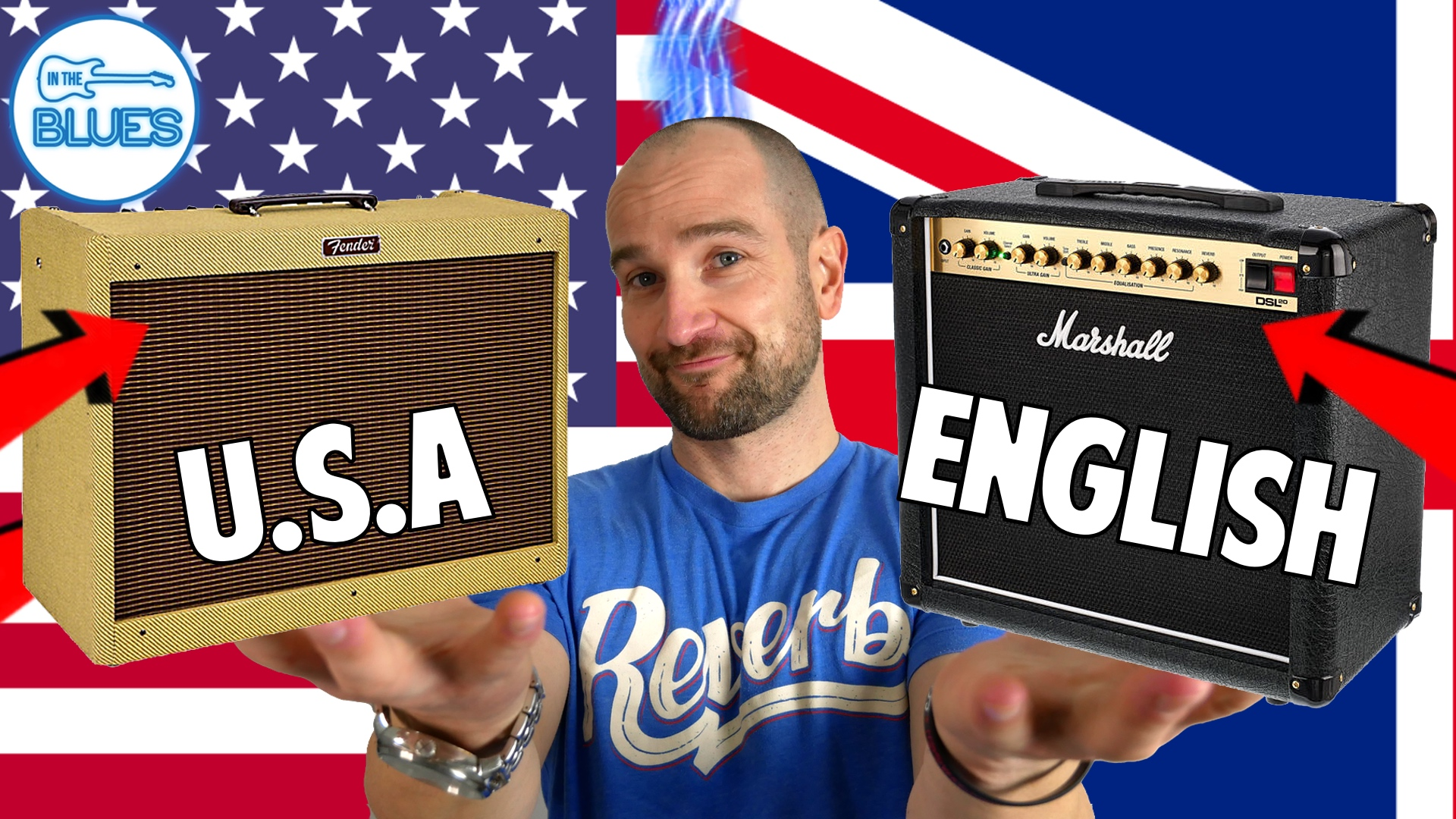 USA vs British Amplifiers